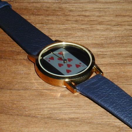 Quartz Psychic Mystery Watch by Show-Biz Services