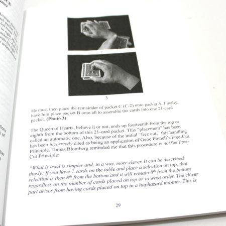 7-7-7 - The 21 Card Trick by Jon Racherbaumer