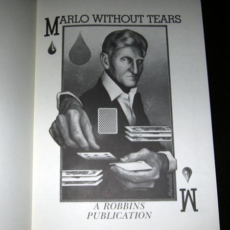 Marlo Without Tears by Jon Racherbaumer