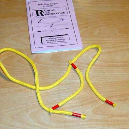 Radical Rope by Bob King Magic