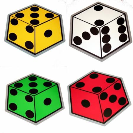 Review by Andy Martin for Rainbow Dice by Ton Onosaka