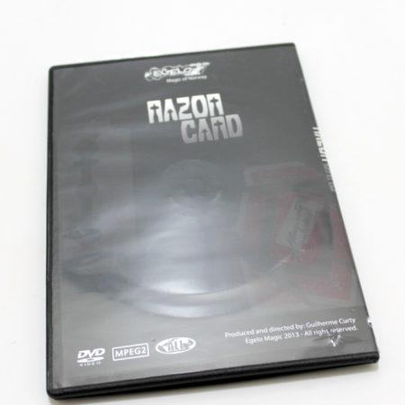 Razor Card by Guilherme Curty