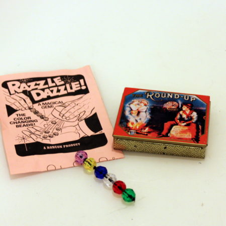 Razzle Dazzle (Color Changing Beads) by Con Ley