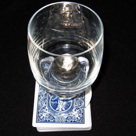 R.B. Coin Deck by Tony Curtis