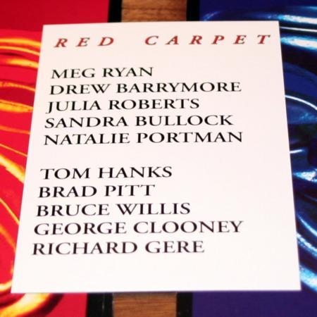 Red Carpet by Black Rabbit Magic