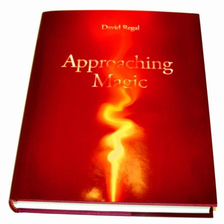 Approaching Magic by David Regal