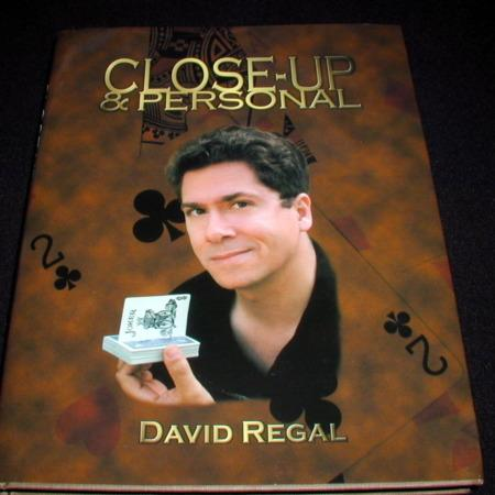 Close-Up and Personal by David Regal