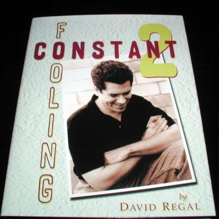 Review by John W. Watson for Constant Fooling (Vol. 2) by David Regal
