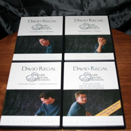 Premise, Power, Participation - Vols. 1-4 DVD by David Regal