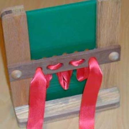 Ribbon Fantastique by Enchanted Woodshop