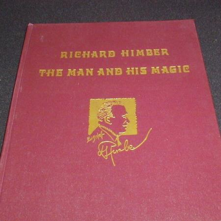 Richard Himber The Man and His Magic by Ed Levy (Editor)
