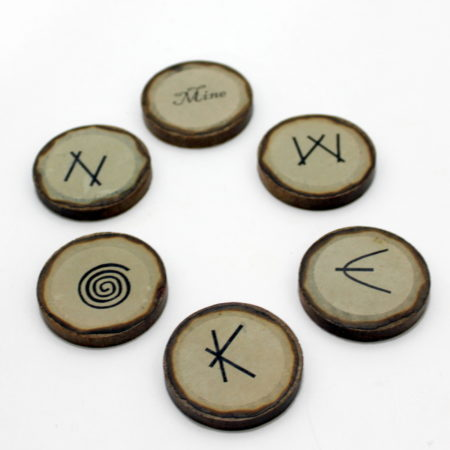 Riddle of The Runes by Medieval Magic