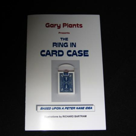 Ring in Card Box by Gary Plants
