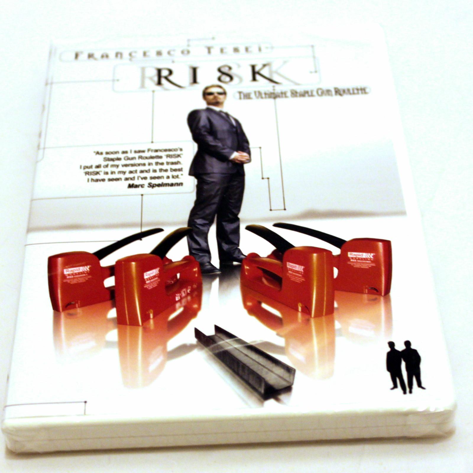 Risk by Francesco Tesei