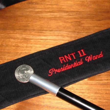 RNT II Coin Wand by RNT II