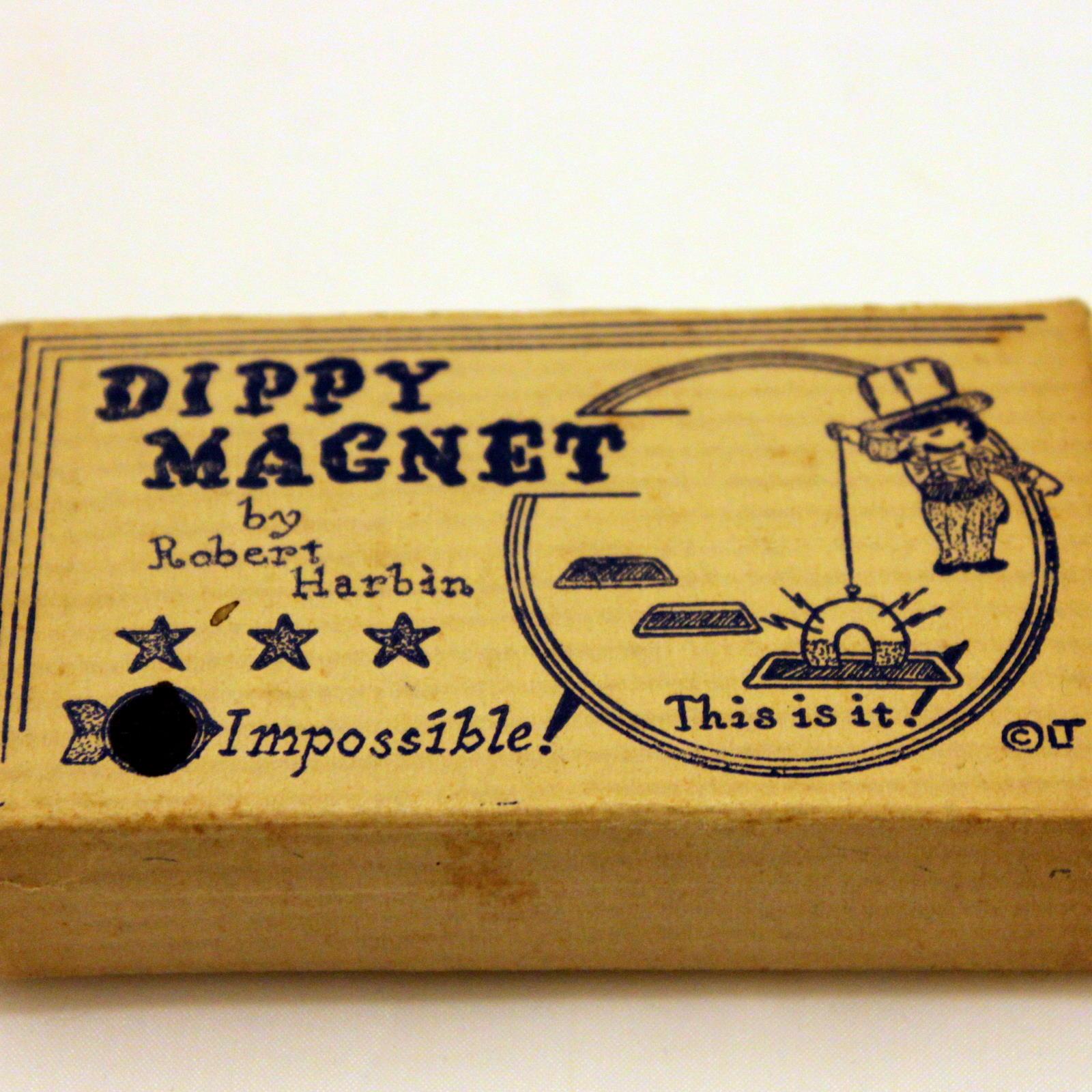 Robert Harbin's Dippy Magnets by Robert Harbin