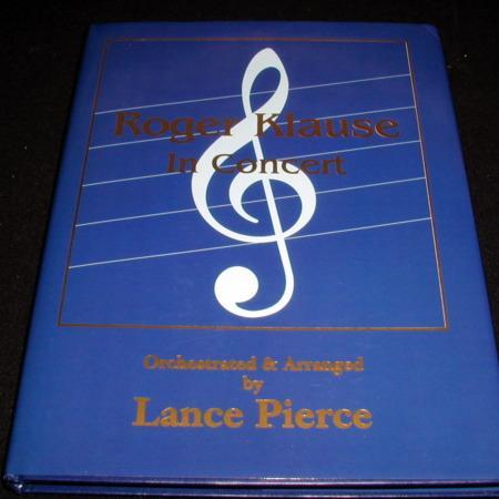 Roger Klaus in Concert by Lance Pierce