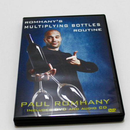 Romhany's Multiplying Bottles Routine by Paul Romhany