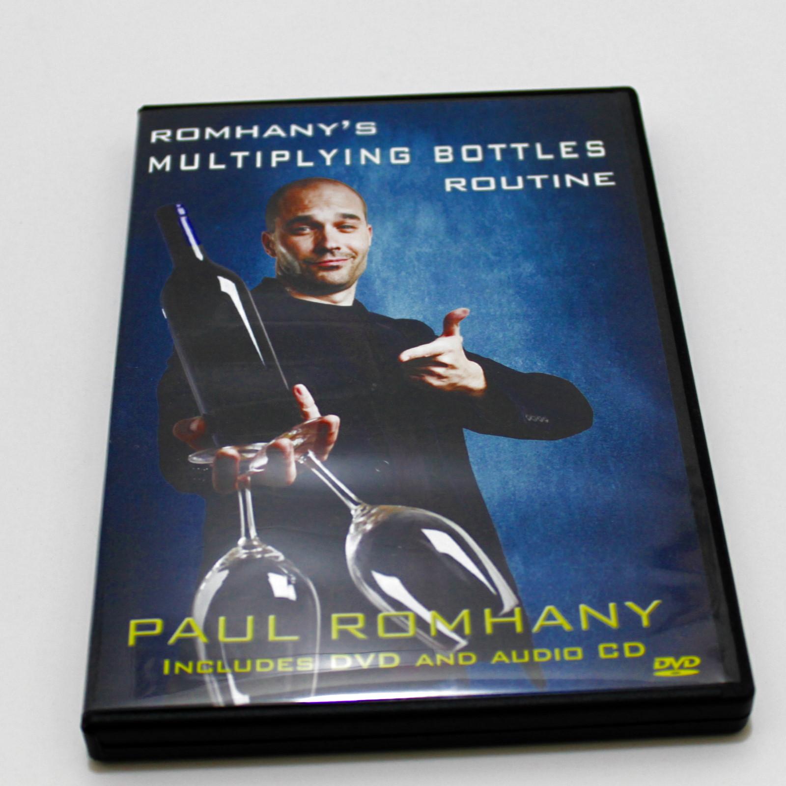 Romhany's Multiplying Bottles Routine by Paul Romhany