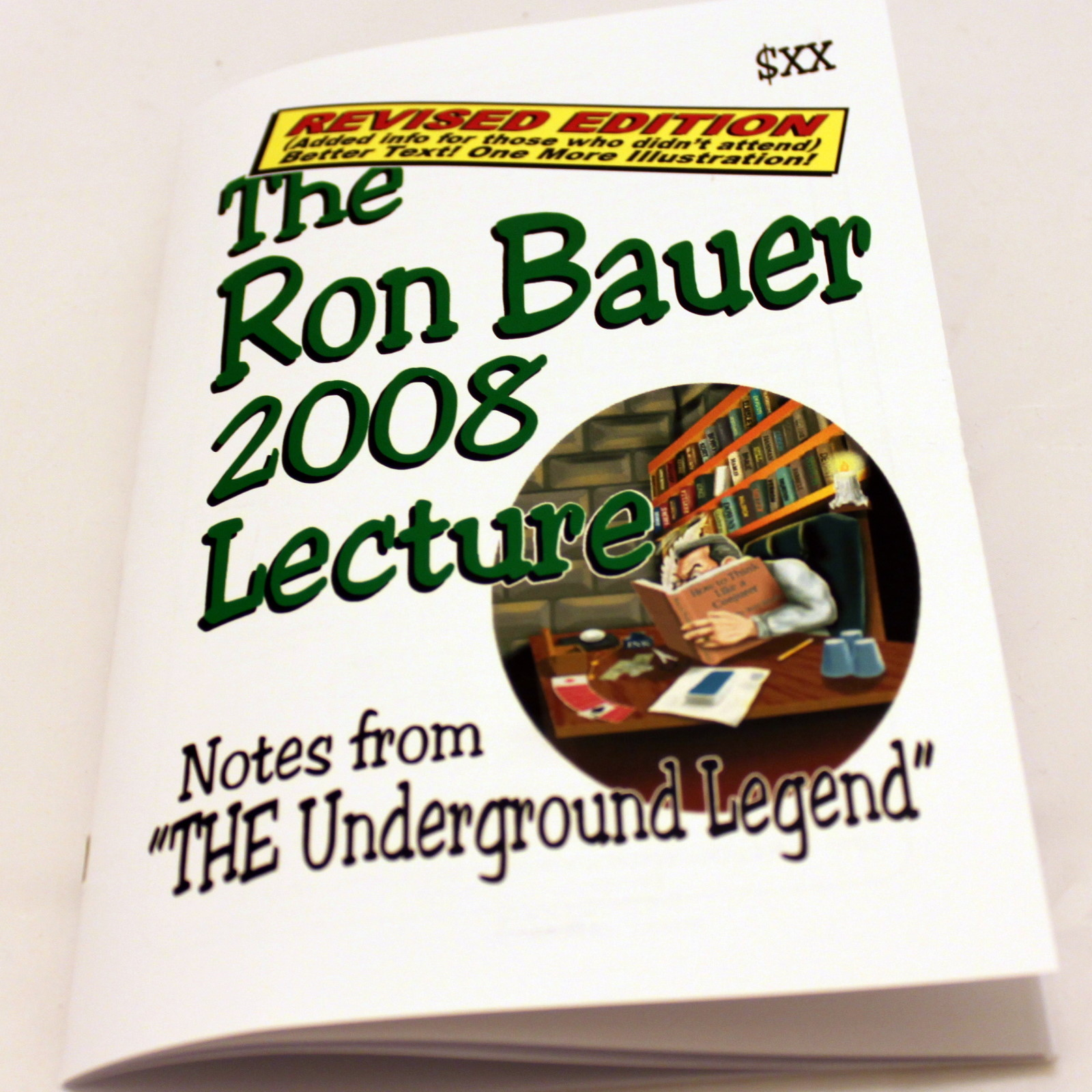 Bauer - 2008 Lecture Notes by Ron Bauer