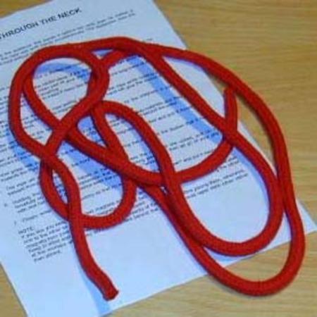 Rope Thru Neck by Unknown