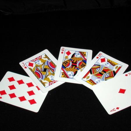 Royal Flash by J.B. Magic