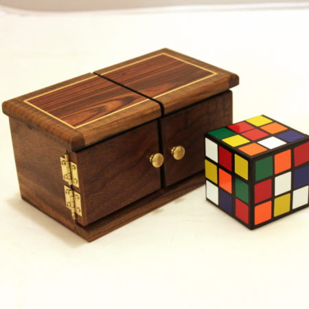 Review by Andy Martin for Rubik's Puzzle Solving Box by Mel Babcock
