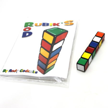 Rubik's Rod by Andy Clockwise