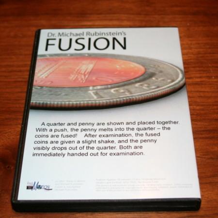 Rubinstein's Fusion by Michael Rubinstein