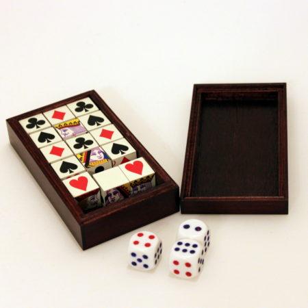 Rubix Card by Indomagic Land