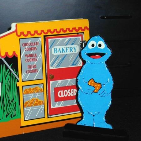 Review by William for Run Cookie Monster Run by Hank Lee