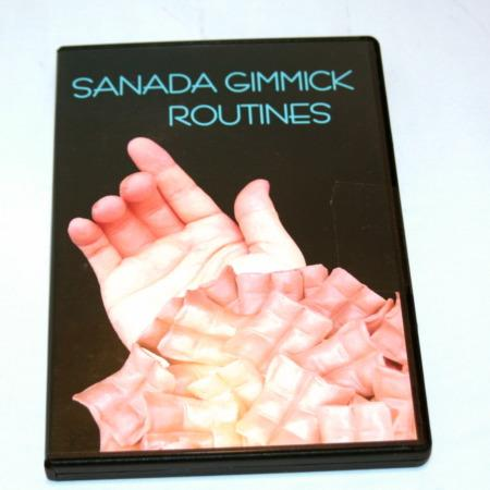 Sanada Gimmick Routines (with gimmick) by Sanada