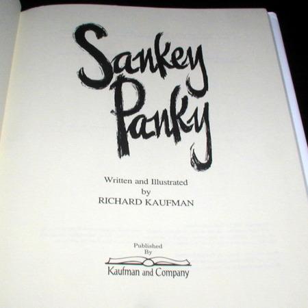 Sankey Panky by Richard Kaufman