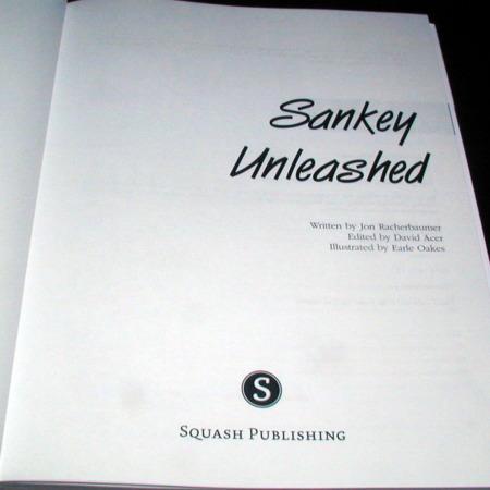 Sankey Unleased by Jon Racherbaumer