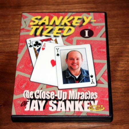 Sankey-Tized Vol. 1 DVD by Jay Sankey