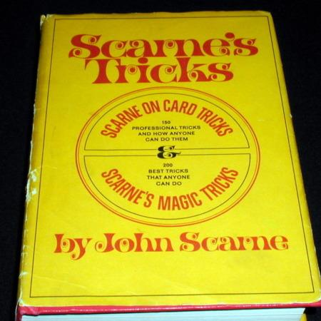 Scarne's Tricks by John Scarne