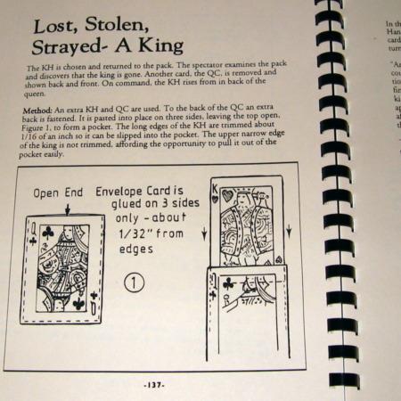 Hofzinser's Card Tricks by Karl Fulves