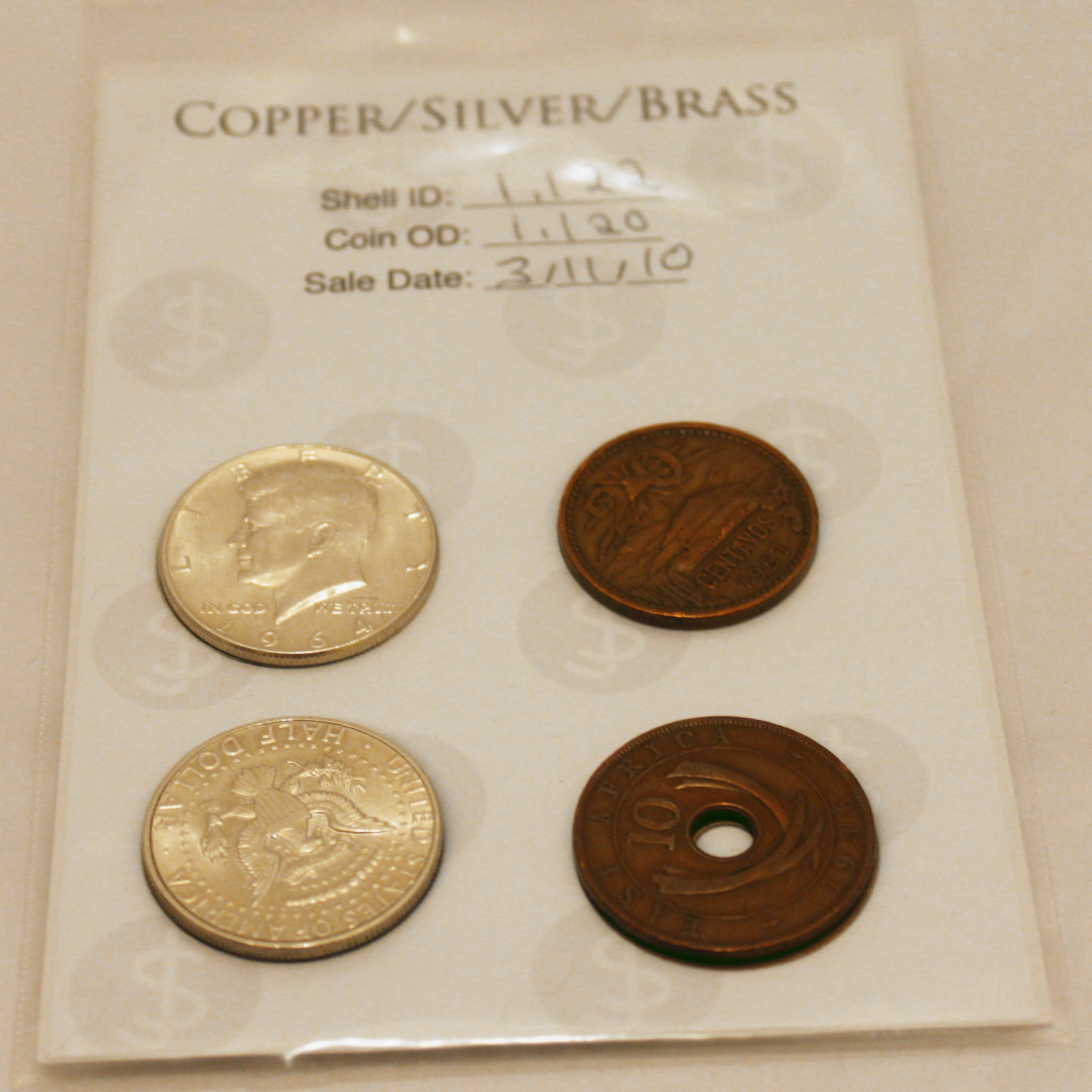 Copper, Sliver, Brass, Transpo 2 (Schoolcraft) by Jamie Schoolcraft