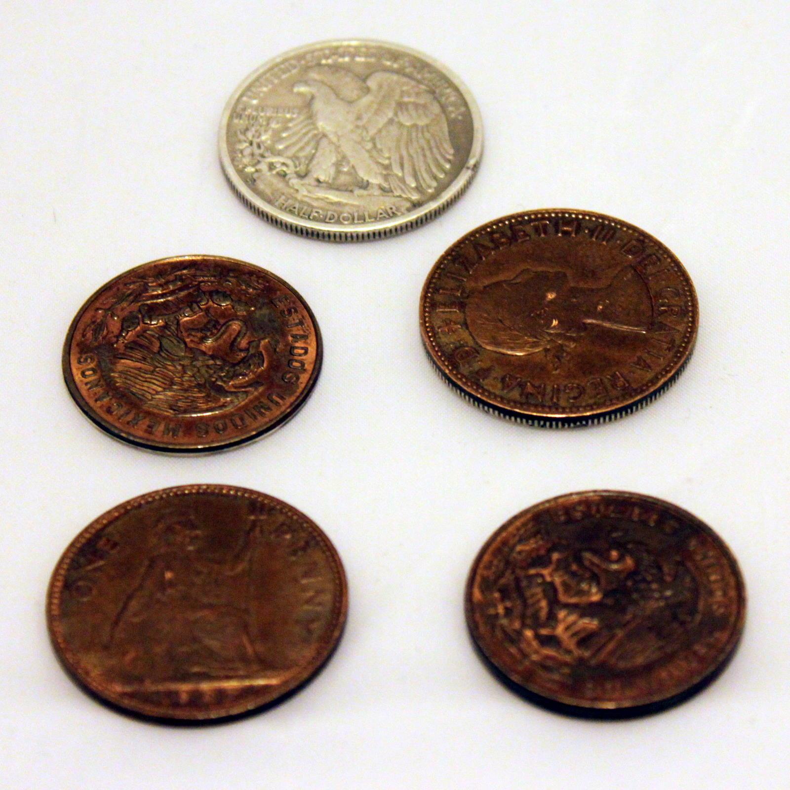 Two Copper One Silver (Schoolcraft) by Jamie Schoolcraft