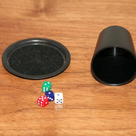 Tiny Dice by Howard Schwarzman
