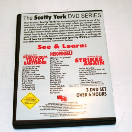 Scotty York DVD Series by Scotty York