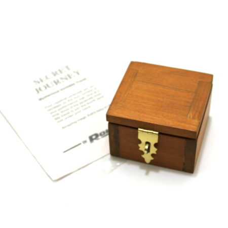 Secret Journey (Chink-A-Chink) + Box by Ronjo