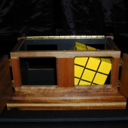 See Thru Block Box by Mel Babcock