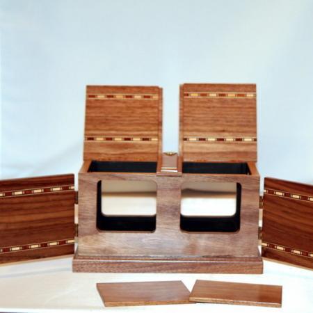 See-Thru Block Box Deluxe by Kraftsman