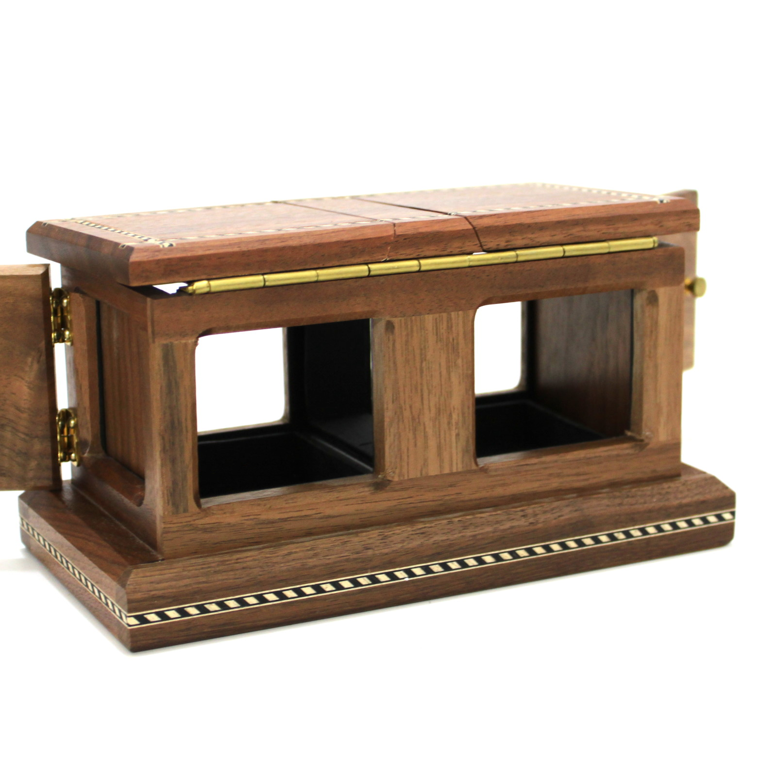 See-Thru Block Box (Small) by Mel Babcock