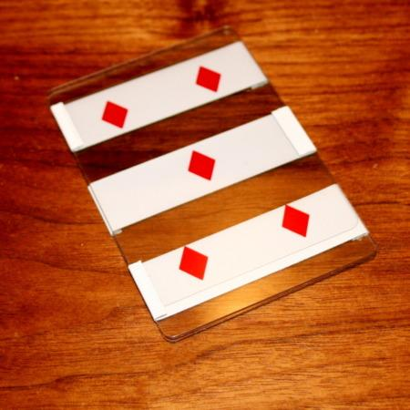 See-Thru Card by Tenyo