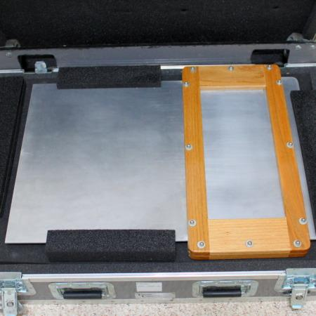 See-Thru Guillotine ATA Case by Wellington Enterprises