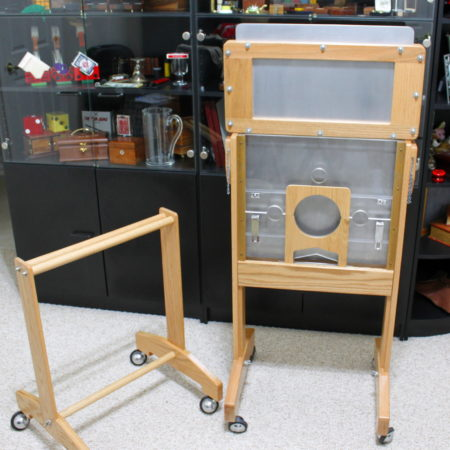See-Thru Guillotine (with Stand) by Wellington Enterprises