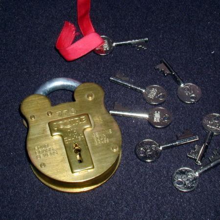 Seventh Key, The by David De-Val