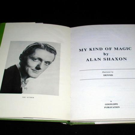 My Kind of Magic by Alan Shaxon